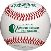 Diamond Baseballs