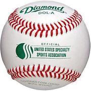 Diamond Baseballs