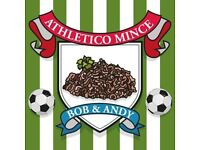 2 x 2 Tickets - Athletico Mince Live - 10th April - Leicester Square Theatre - 3rd Row Seats