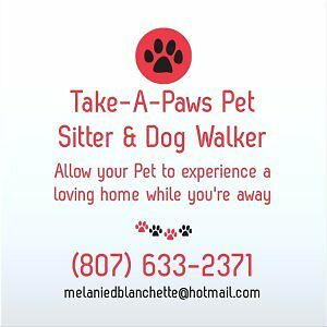 Take-A-Paws Pet-sitting and Dog-walking Services