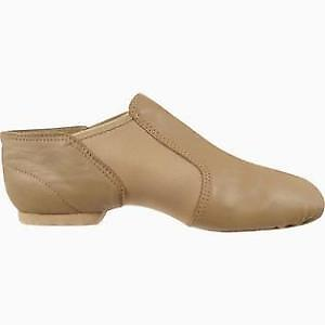 Jazz Shoes-beige, worn one season dance class London Ontario image 1