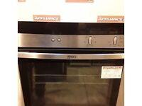 neff electric fan oven #7045
