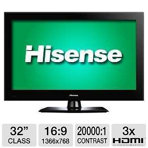 """32 """" Hinesse LCD TV"""