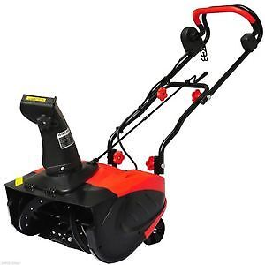 Souffleuse a Neige Electrique 13 amperes 2100 watts Neuf