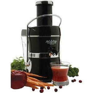 Heaven Fresh Slow Juicer Review : Jack Lalanne Power Juicer eBay