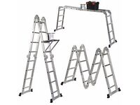 4 metre folding ladder in excellent condition