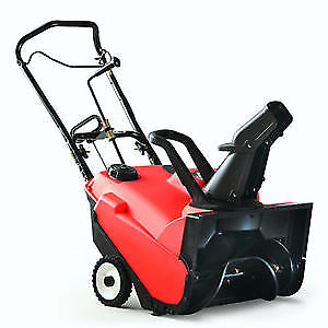 """Ariens 722 Single Stage 22"""" 7 Hp Electric Start Snow Blower"""