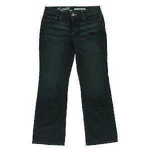 Women's DKNY jeans dark blue denim