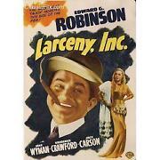 Edward G Robinson DVD