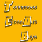 Tennessee Closeout Buys