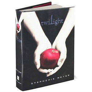 Twilight, Breaking Dawn, & Eclipse Hard Cover Books