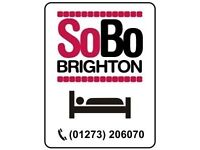 Need a short term stay in Brighton? - Studios flats / Double rooms by the Day / Week / Month