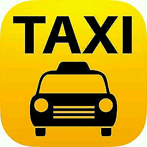 Taxis available to drive