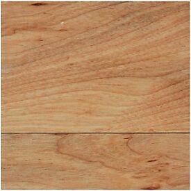 3 x Solid Wood Kitchen Worktops - Dark Beech - 3000 x 600 x 38 mm