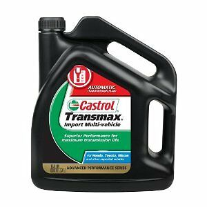 8 litres Castrol Import Multi Vehicle ATF LBL12071-00C
