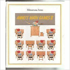 Anno's Math Games 2 by Anno, Mitsumasa  Hardcover