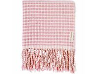 BRAND NEW - Little Sanderson Whitby check throw/blanket - worth £75