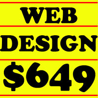 WEB DESIGN Services Websites Designers Toronto, Vaughan Cheap