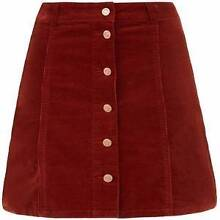 Maroon Skirt Melbourne CBD Melbourne City Preview
