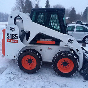 2010 BOBCAT S185 - SKID STEER