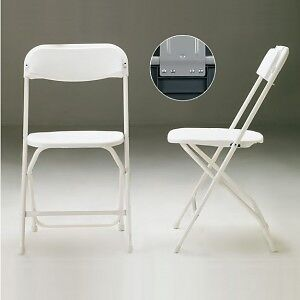 Brand New Plastic Folding Chairs & Tables for Sale!!!!