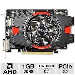 Asus Radeon 7750 Video Card