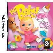 My Baby Girl Nintendo DS Game
