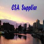 CSA Supplier