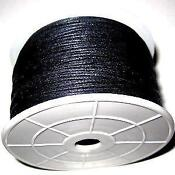 Waxed Cotton Cord 1.5MM