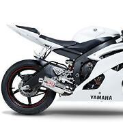 Yamaha R6 Exhaust Muffler