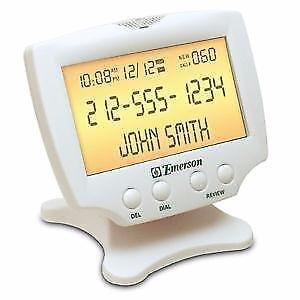 Emerson EM60 Large Display Caller ID