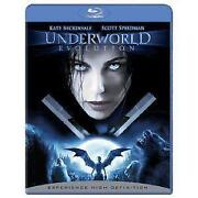 Underworld Evolution Blu Ray