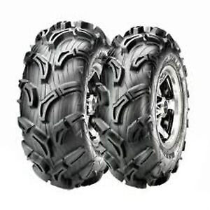 """SALE ON BRAND NEW 26"""" MAXXIS ZILLA'S plus all other sizes"""