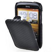 HTC Desire C Leather Case