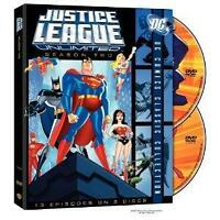 Justice League: Unlimited - Complete Second Season [DVD]
