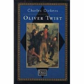 Charles Dickens Oliver Twist Hardback Barnes & Noble Classic