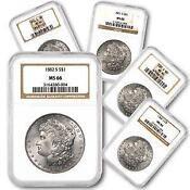 FAKE TRADE, PEACE, & MORGAN DOLLARS