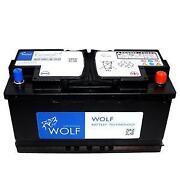 Autobatterie 100 AH