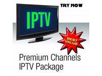 12 Months Premium12 Months Premium HD IPTV UK/ARABIC/EUROPEAN HD HIGH QUALITY 1 YEAR All Device
