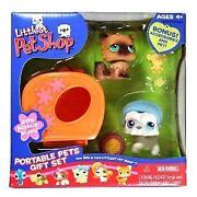Littlest Pet Shop Persian Cat