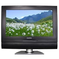 """Télévision ACL 23po 16:9 HDTV LCD TV 23in 23 23"""" HD without HDMI"""