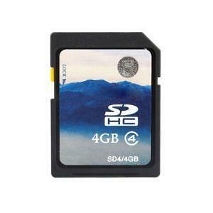 Gps Map Sd Cards