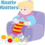 knatty knitters knitting patterns