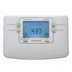 honeywell wireless thermostat honeywell programmer