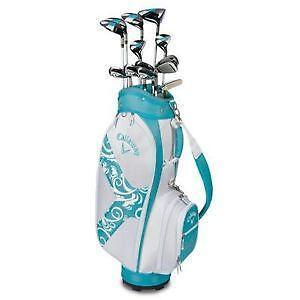 Callaway Solaire Clubs Ebay