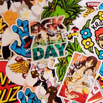 SKATEBOARDING STICKERS