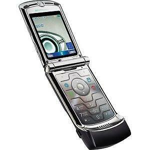 motorola razr v3 mobile smartphones ebay. Black Bedroom Furniture Sets. Home Design Ideas