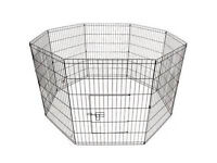 PUPPY DOG LARGE PLAY PEN NEW IN BOX