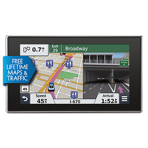 Garmin Nuvi 3597LMTHD, Top of the Line, Free Lifetime Map Update