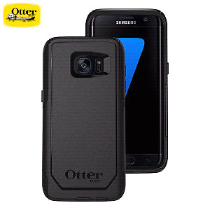 Wanted Black Otterbox Commuter Case for Samsung Galaxy S7 Edge